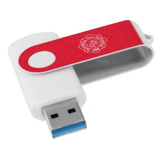 De Maltese DwarsUSB Aandrijving van de brand Afd., Swivel USB 3.0 Stick