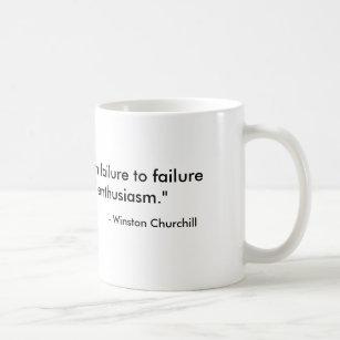 Citaten Koffie English : Churchill citaat mokken zazzle.be