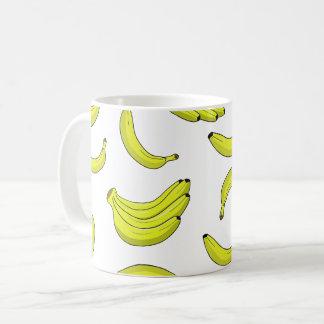 De Mok van de Koffie van de banaan