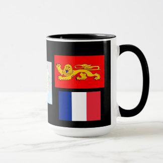 De Mok van de Koffie van Frankrijk van Aquitaine*