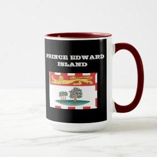 De Mok van de Koffie van Prins Edward Eilanden *