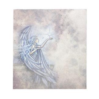 De mooie Blocnote van de Engel