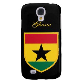 De mooie Vlag van Ghana Galaxy S4 Hoesje