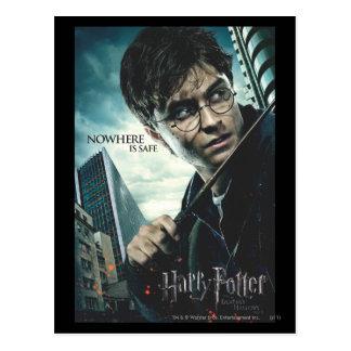 De mort sanctifie - Harry Carte Postale