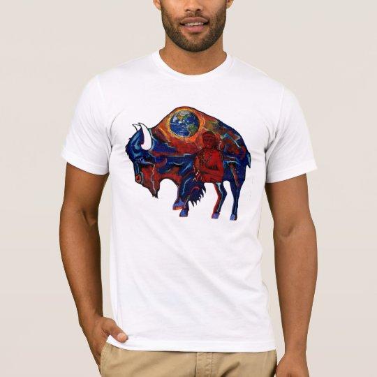 De Mysticus van buffels T Shirt
