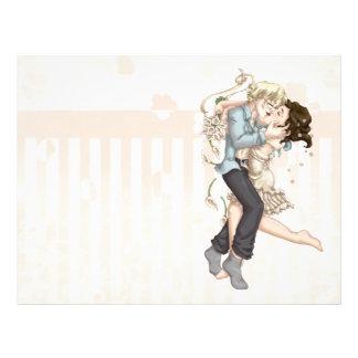 De Nacht van het huwelijk Flyer 21,6 X 27,9 Cm