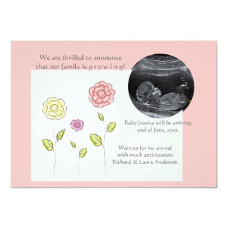 De nieuwe Aankondiging van de Zwangerschap van de