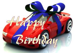 Auto Verjaardag Cadeaus Zazzle Be