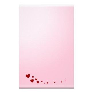 De Nota's van de liefde Briefpapier