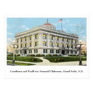 De oorlogs Herdenkingsclub van de Wereld van het Briefkaart