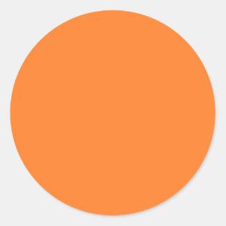 De oranje slechts Kaarten van de Uitnodigingen van
