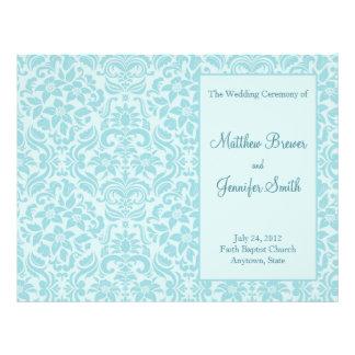 De Orde van het Huwelijk van Aqua van het Programm Persoonlijke Folder