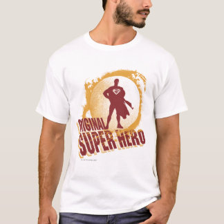 De Originele Super Held van de superman T Shirt