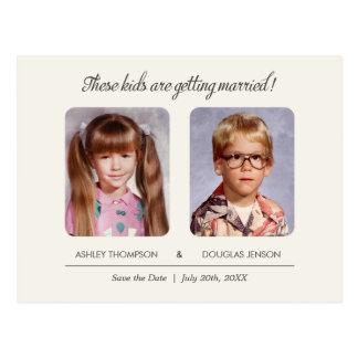De oude Foto's van de School bewaren het Briefkaart