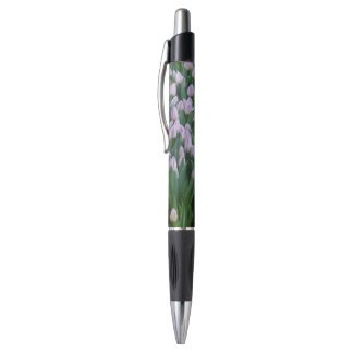 De paarse Pen van Tulpen
