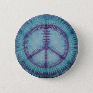 De paarse Vrede ondertekent het Talent van de Ronde Button 5,7 Cm