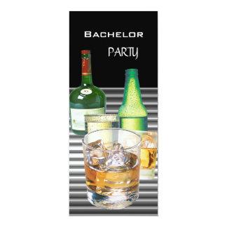 De Partij van de vrijgezel drink Flessen 2 Kaart