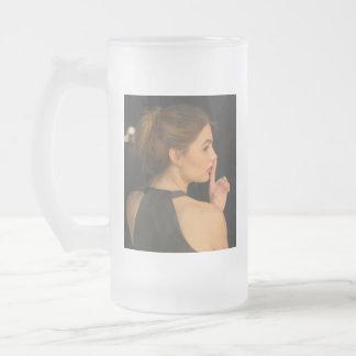 De Partij Van De Vrijgezel Van Het Meisje Matglas Bierpul