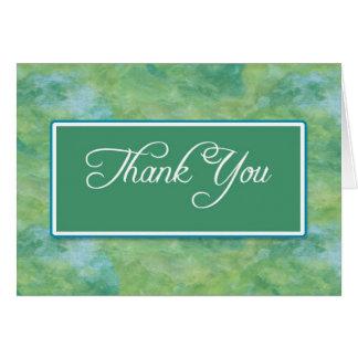 De pauw de Blauwe & Groene Zaken u danken neemt Kaart