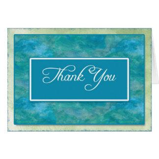 De pauw de Blauwe Zaken u danken neemt van nota Kaart