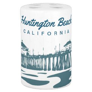 De Pijler van het Strand van Huntington, Badkamer Set