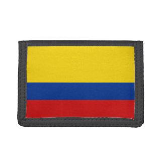 De Portefeuille van de Vlag van Colombia