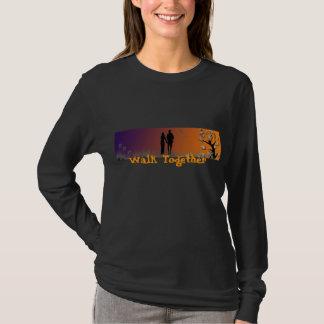 De promenade T-shirt ensemble