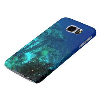 De Rand van de ertsader Samsung Galaxy S6 Hoesje