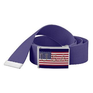 De Riem van de Vlag van de V.S.