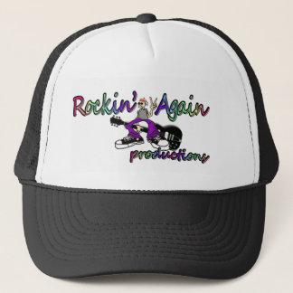 De Rockin casquette de camionneur de productions