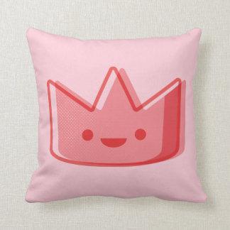 De Roze Kroon van het baby Sierkussen