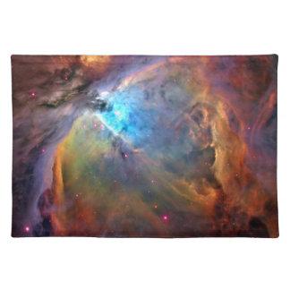 De RuimteMelkweg van de Nevel van Orion Onderleggers