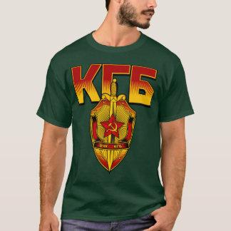 De Russische SovjetEra van het Kenteken KGB T Shirt