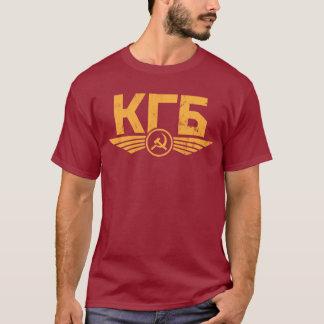 De Russische T-shirt van het Embleem KGB