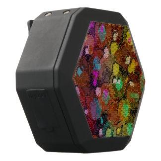 De Samenvatting van de regenboog ploetert Zwarte Bluetooth Speaker