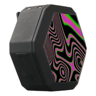 De Samenvatting van Trippy van de gesponnen suiker Zwarte Bluetooth Speaker