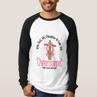 De Schoondochter van Kanker van de borst zal T Shirt