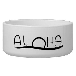 De Schotel van Doggie van Aloha Voerbakje