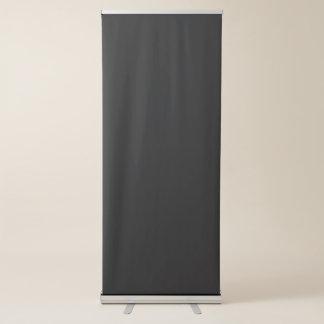 De SJABLOON DIY ontwerpt uw toevoegt fototekst Roll-up Banner