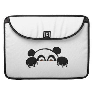 De Sleeves van MacBook Pro van de panda MacBook Pro Beschermhoes