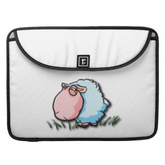 De Sleeves van MacBook Pro van schapen Sleeve Voor MacBooks