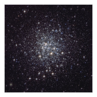 De slordigere Bolvormige Cluster van Ster 72 NGC 6 Foto Kunst