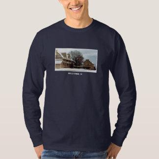 De Sneeuw van de jaren '50 van de Vijver van de T Shirt