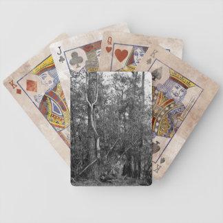 De Speelkaarten van de natuur Bicycle Speelkaarten