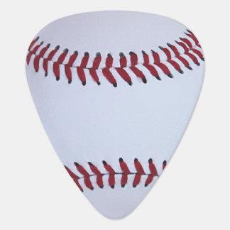 De Sport van het honkbal Plectrum