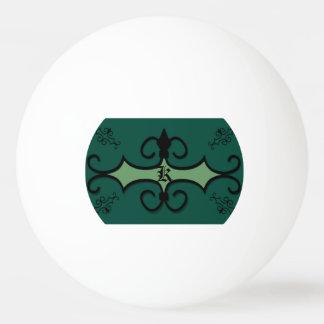 De STAALFABRIEK SCROLLWORK 3 van de Bal van de Pingpongballetjes