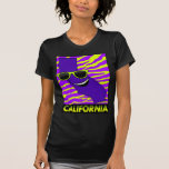 De staat van de T-shirt van de Vrouwen van Califor