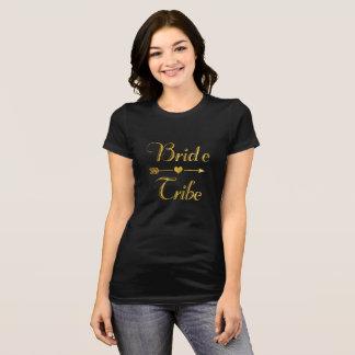 De Stam van de Bruid van de Vrijgezellin van het T Shirt