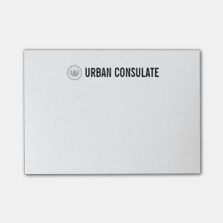 De stedelijke Post-its van het Consulaat Post-it® Notes