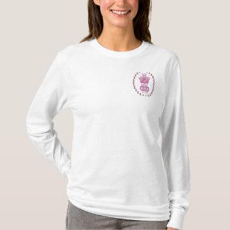 de steun van borstkanker voor INDIA, hoop T Shirt